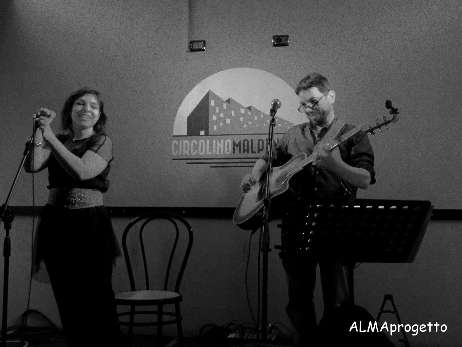 ALMAduo + special guest live @Circolino della Malpensata