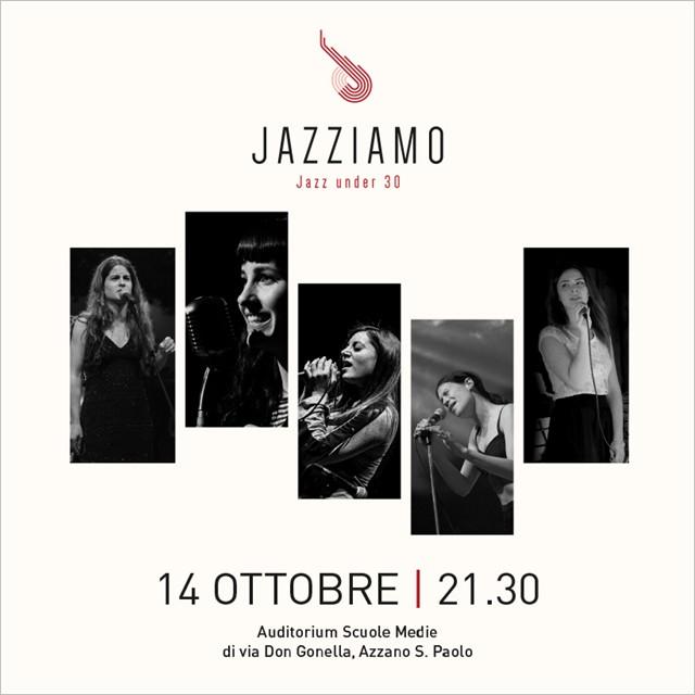 Jazziamo – il Jazz in Azzano dedicato alle Under 30 – 3a edizione