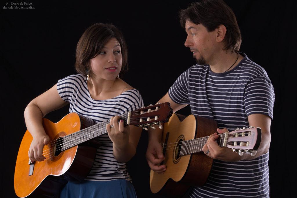 Alice e Marco duo