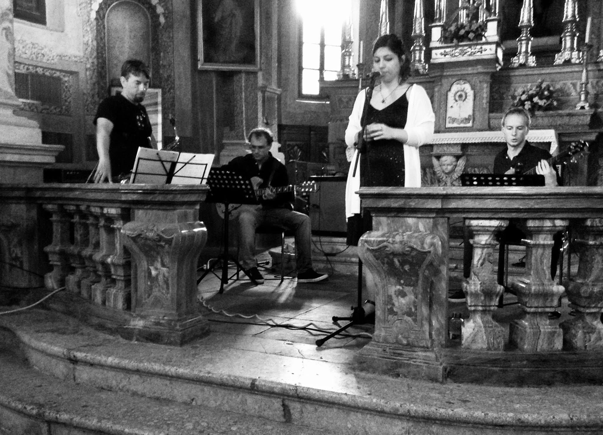 ALMAprogetto quartet