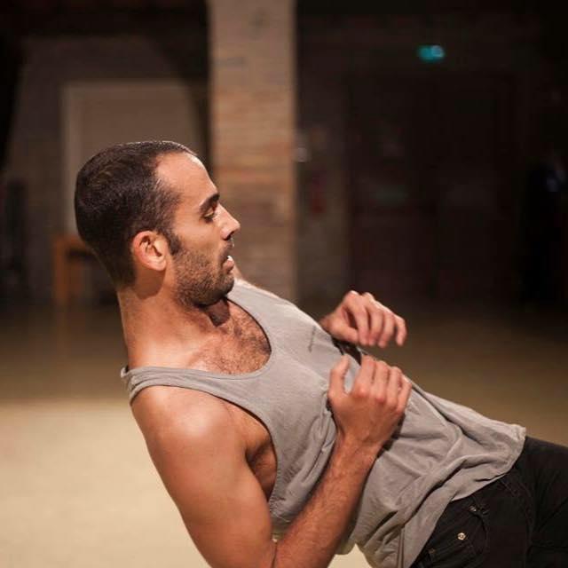 Il danzatore Matteo Marchesi