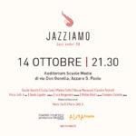 Jazziamo, il Jazz in Azzano dedicato alle Under 30 – 3a edizione