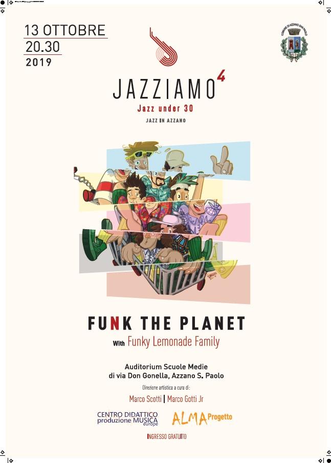 Jazziamo. Jazz under 30 - Jazz in Azzano. 4a edizione